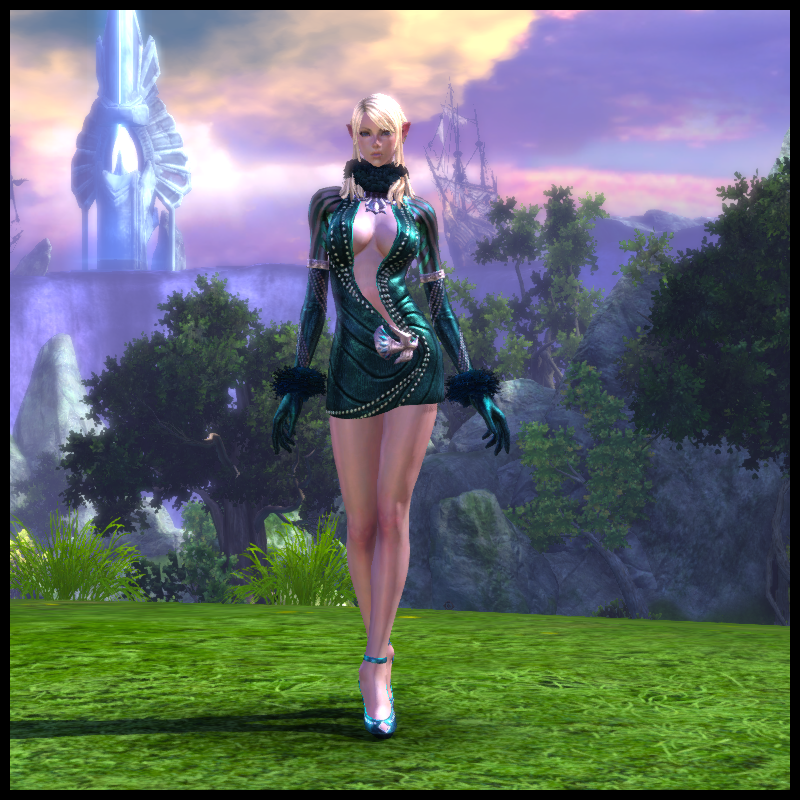 high elf tera templates